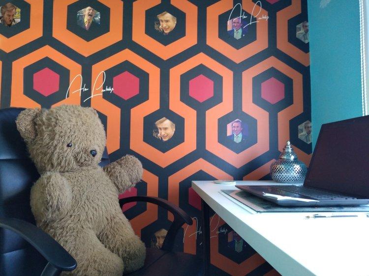 Alan Partridge Wallpaper Big Bear Comms